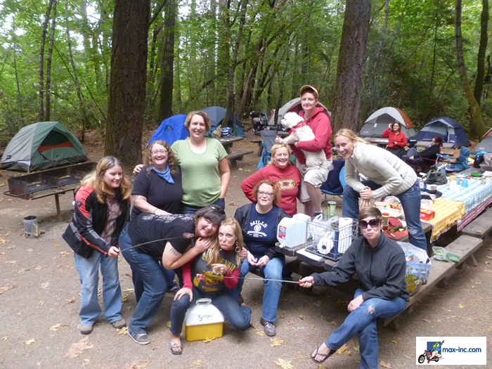 We're planning for our Annual Lady Camping 2013 Weekend!