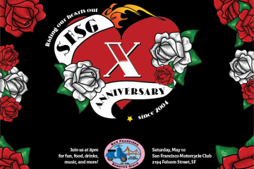 SFSG 10th Anniversary Party!