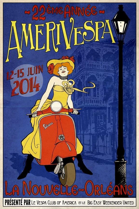 Amerivespa 2014